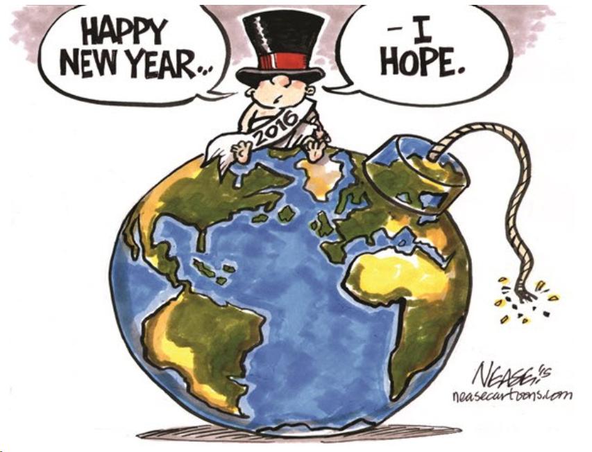 Czy globalna gospodarka eksploduje?