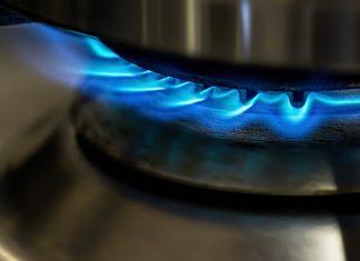 minima na cenach gazu