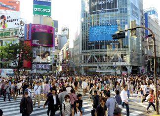 NIRP w Japonii