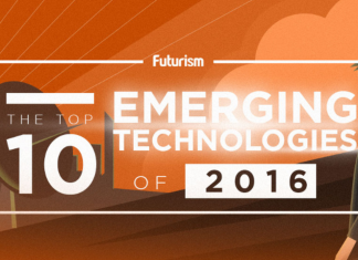 Top 10 nowych technologii 2016