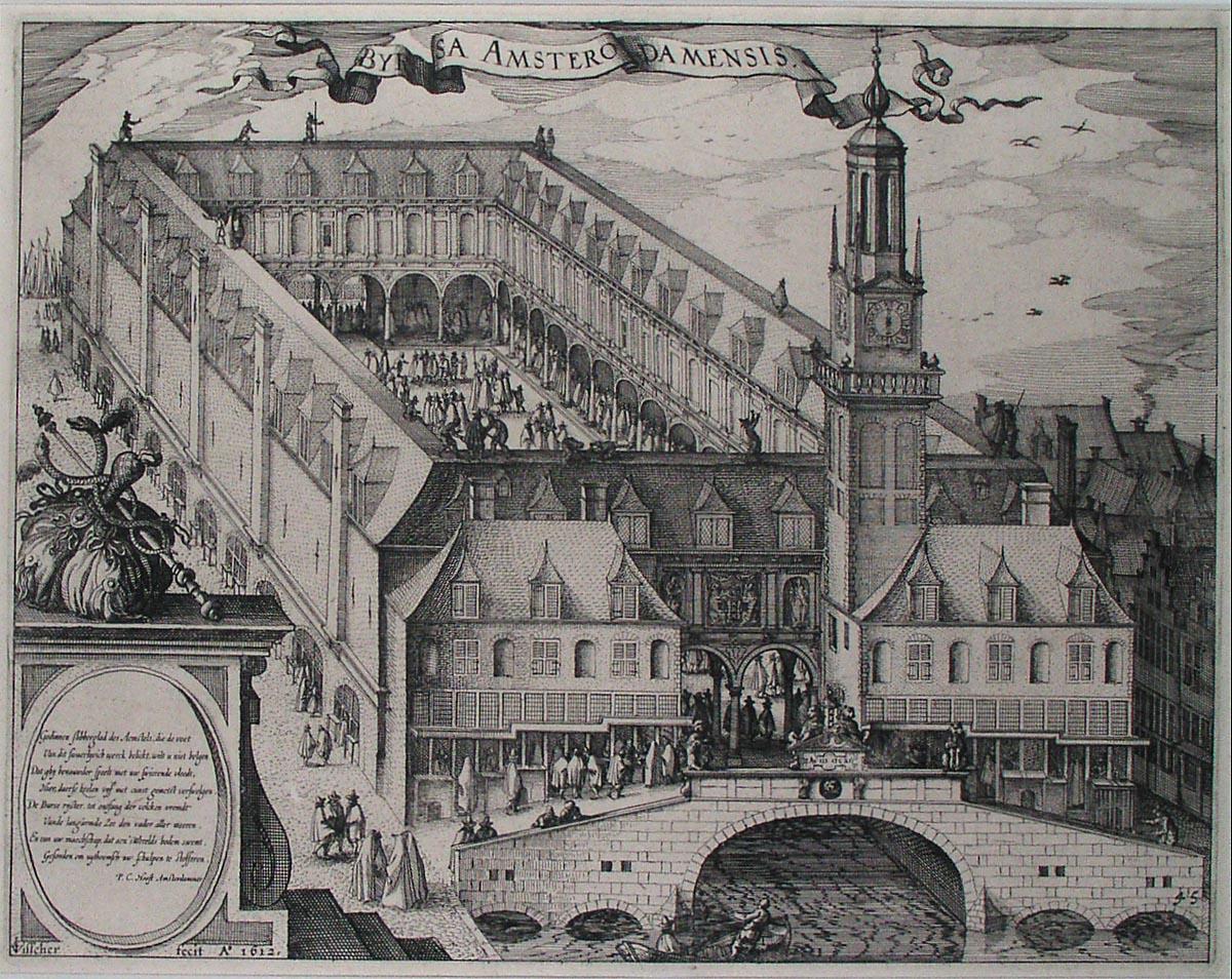 Giełda w Amsterdamie (1612)