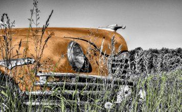 inwestowanie w stare samochody