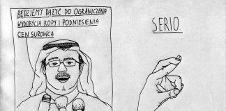wydobycie ropy OPEC