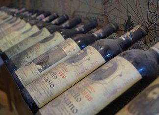 inwestowanie w wino