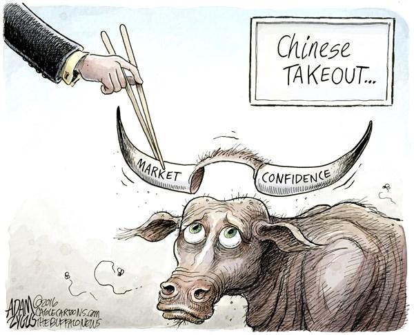 Wpływ sytuacji w Chinach na globalne rynki finansowe
