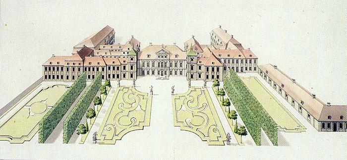 Pałac Saski - pierwsza siedziba warszawskiej giełdy